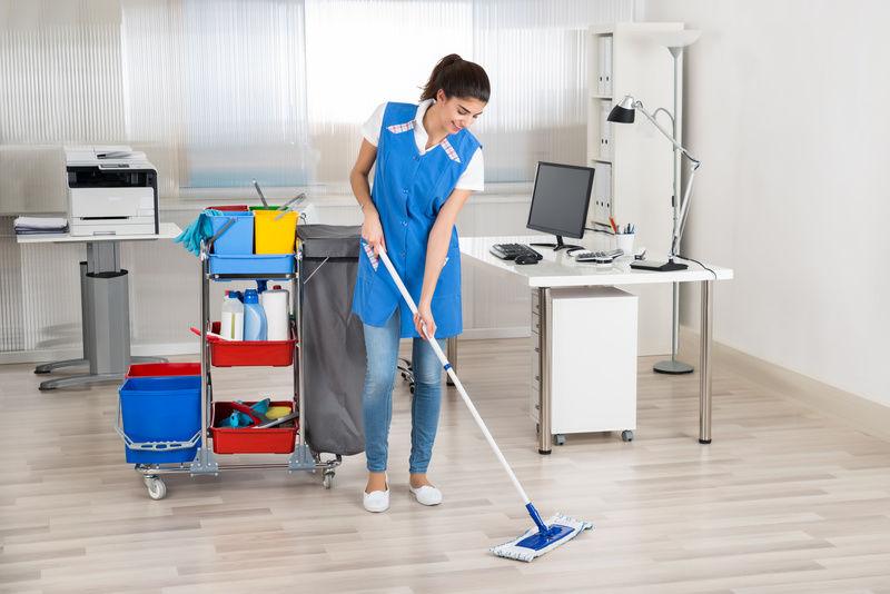 Вы всегда будите довольны нашей уборкой в вашем офисе