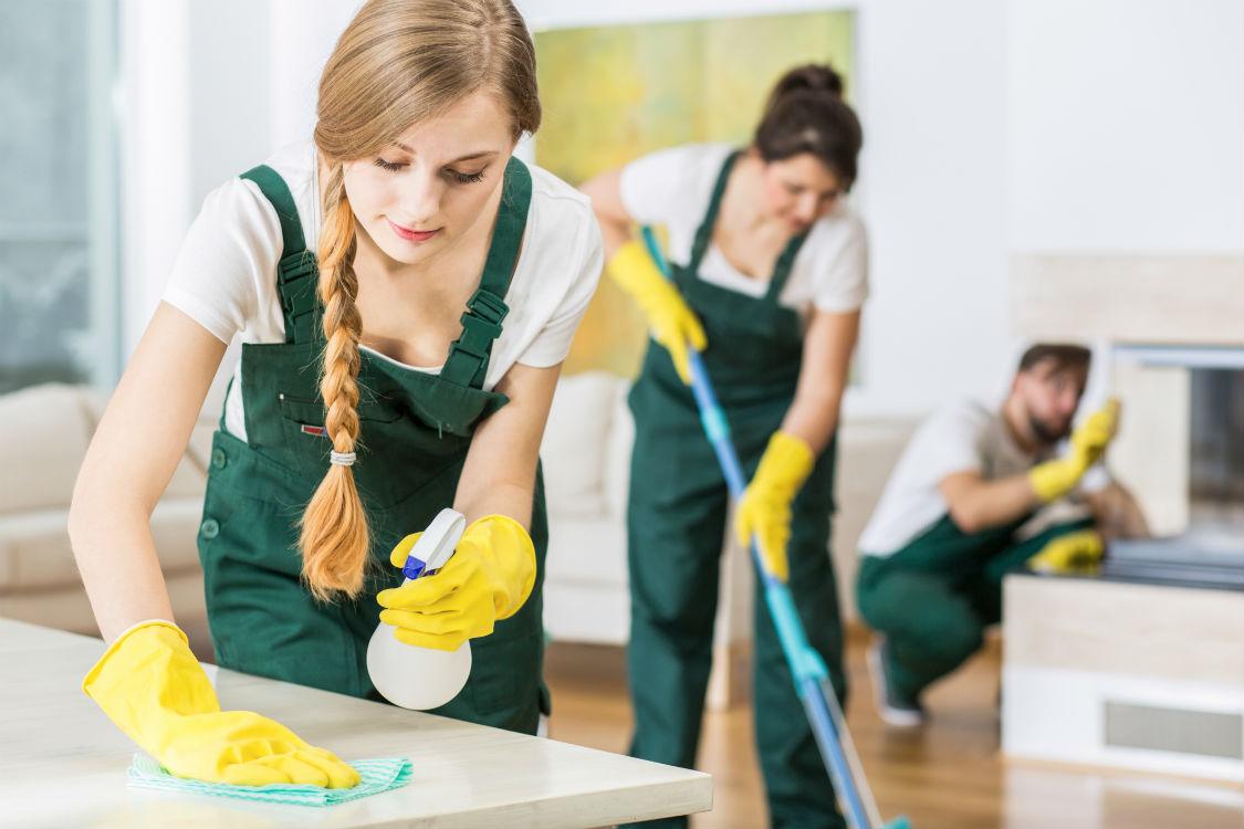 Ваш дом или коттедж будет всегда чистым